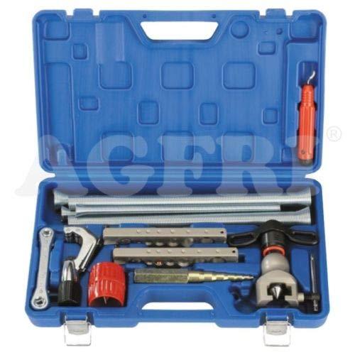 Kit herramientas tubos. Herramientas Climatización. Aire acondicionado.