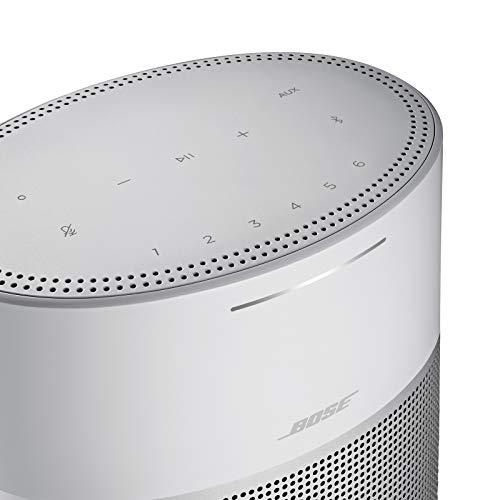 Bose Home Speaker 300 mit integrierter Amazon Alexa-Sprachsteuerung, silber - 4