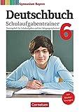 Deutschbuch Gymnasium Bayern Schulaufgabentrainer