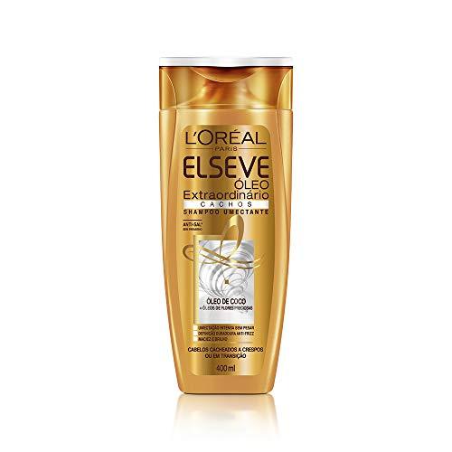 Shampoo Óleo Extraordinário Cachos Elseve 400 ml, L'Oréal Paris