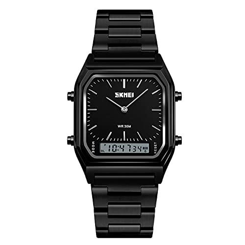 Reloj - N\B - Para - W0054-allBK@#001