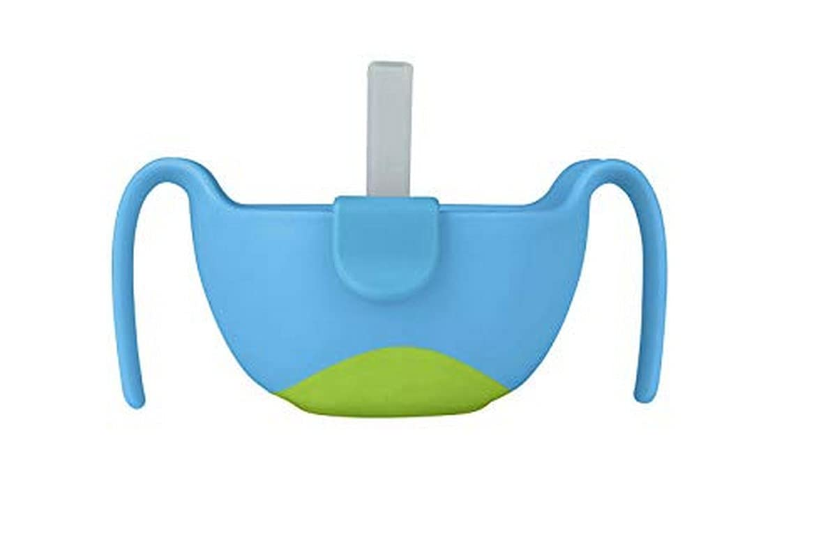 b.box 3 in 1 Bowl Max 84% OFF with Lid Snack 6 + Straw Months and Insert Limited time sale