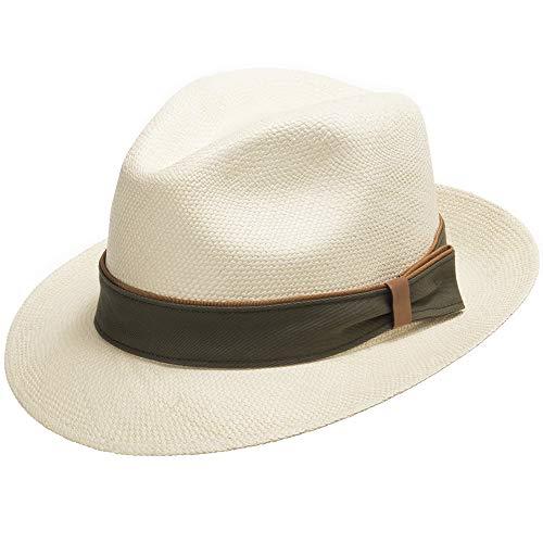 Bigalli Classico Panama Fedora Hat