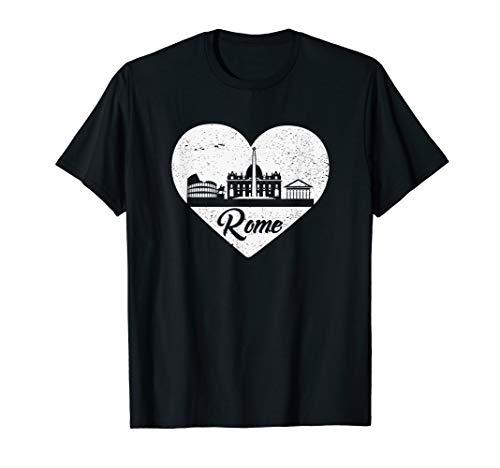 I Love Rome - Rome Shirt Gift For Rome Travel