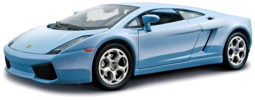 BBurago - 25076 - Voiture sans pile - Construction - Kit Lamborghini Gallardo - échelle 1/24