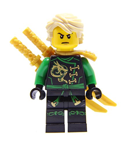 LEGO Ninjago - Skybound Lloyd with Dual Gold Swords