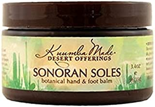 Sonoran Soles Botanical Hand And Foot Balm - Kuumba Made Desert Offerings Spa Line