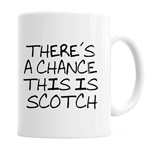 Funny Scotch Coffee Mug
