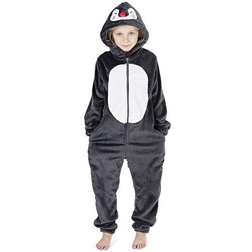 CityComfort Niños Onesies (13-14 años, pingüino)