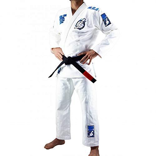 Bõa BJJ Gi Armor de Competiçao, Kimonos (Brazilian Jiu Jitsu) Hombre, Blanco, A1 (S)