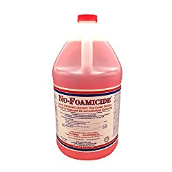 nu-foamicide liquid sanitizer concentrate