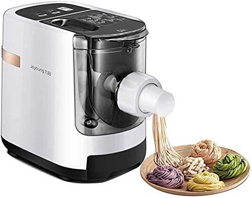 HAOGUO Máquina de Pasta eléctrica 220v, máquinas de Pasta, máquina de Hacer...