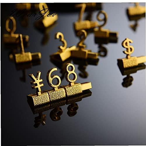 Froiny Bloques De Labato Stick Metal Estanterías De Metal Precio Ajustable Callotos Precio Pantalla Euro Libra Precio Número Cubos