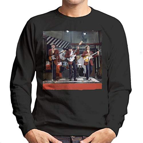 TV Times The Kinks 60s Pop Group LiveMen's sweatshirt
