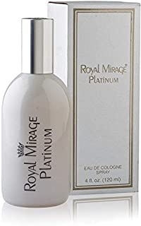 Royal mirage platinum for men-120ml Eau de Toilette