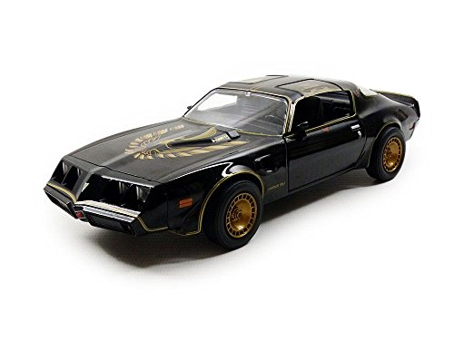 Greenlight 84031 1980 Pontiac Trans Am Smokey and The Bandit 2 Movie Car 1/24 Diecast Model Car