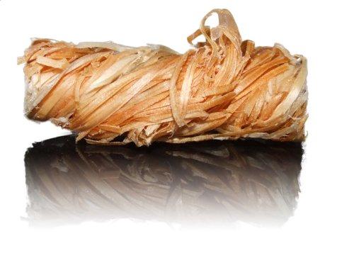 4 kg (ungefähr 300 Stück) natürliche Ofenanzünder aus Holzwolle in Wachs getränkt # Grillanzünder Wachs Kaminanzünder Sauna Feueranzünder Anzündwürfel Holzwolleanzünder Anzündhilfe natürliche Holzanzünder Zündwolle Anzünder