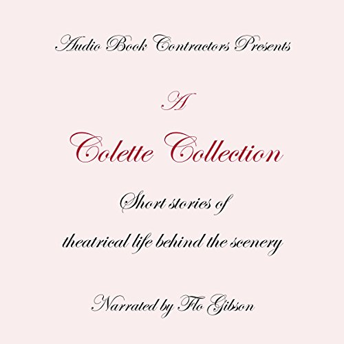 A Colette Collection audiobook cover art