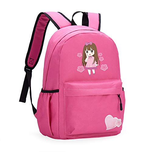 gao Primary School Bag Backpack For Girls 7-12 Years Old Waterproof Nylon Children's Kids,A-S