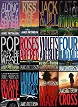 "Patterson's Complete 25-book ALEX CROSS Series -- From ""Along Came a Spider"" through ""The People vs Alex Cross"""