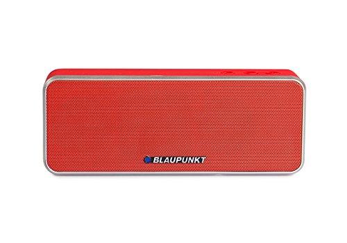 Blaupunkt BT 6 - Altavoces portátiles (Mono, Inalámbrico y alámbrico, Corriente alterna, Batería, DC, 90-18000 Hz, Bluetooth/USB, Universal)