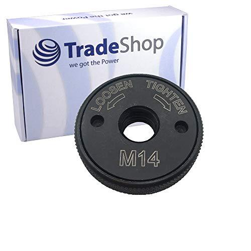 Hochwertige M14 Schnellspannmutter/Spannmutter/Schraube für Bosch Metabo Makita Hilti Winkelschleifer