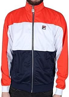 Fila Men's Sterling Color Block Full Zip Track Jacket