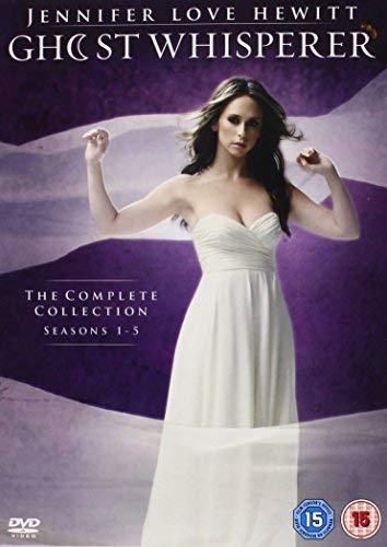 Entre fantasmas / Ghost Whisperer - Complete Series 1-5 - 28-DVD Boxset