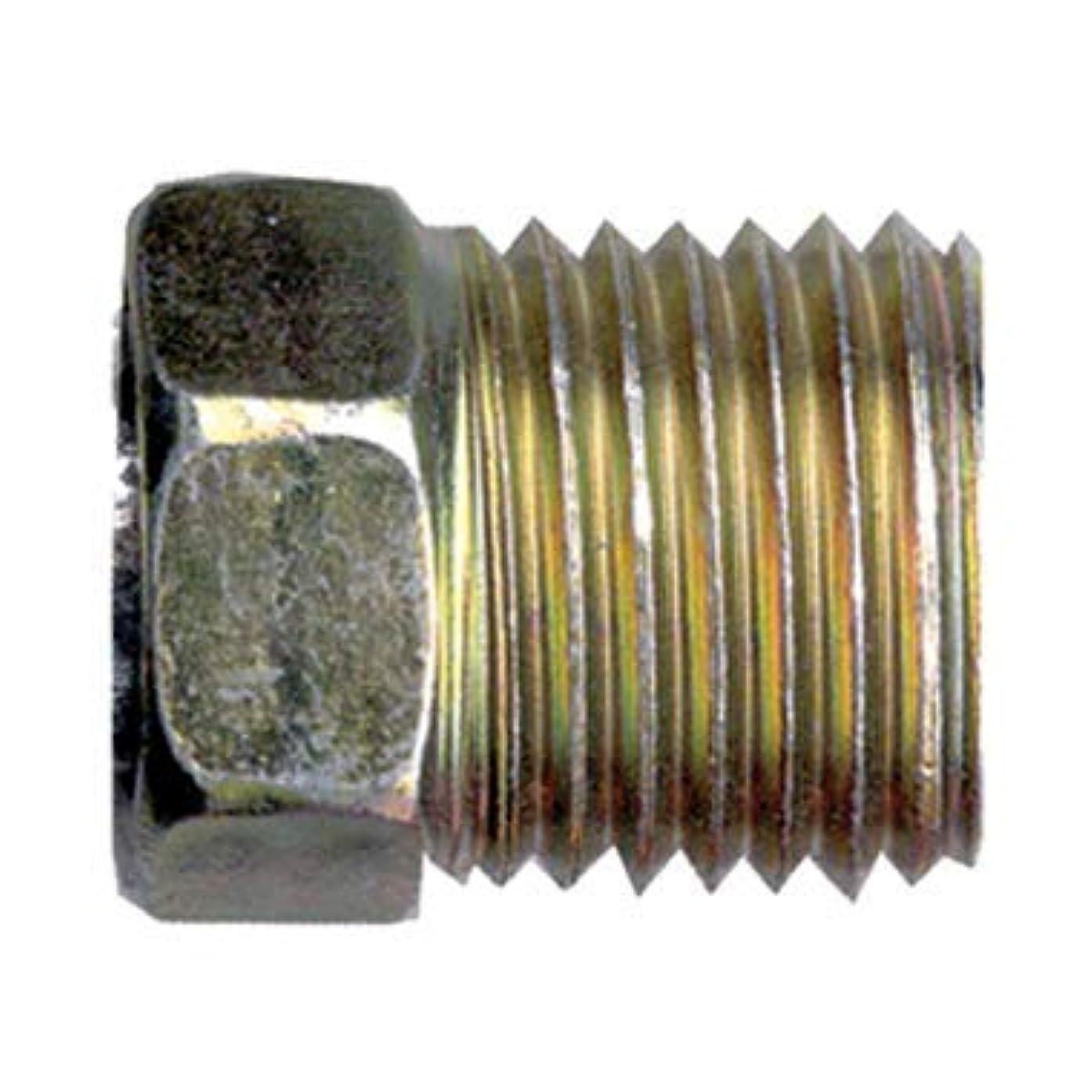 Fairview Fittings S141-3-1/2 Steel Nut 3/16 Tube X 1/2 Long Pack of 20