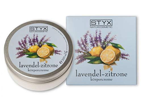 Styx Naturcosmetic Body Cream Lavendel Zitrone