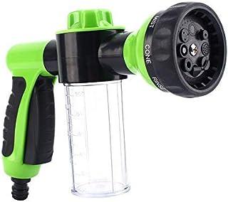 Yosoo Car Foam Cannon Hose Sprayer Dispenser Blaster Wash Gun 8 Watering Patterns Cars Washing Cleaning Pets Shower Plants...