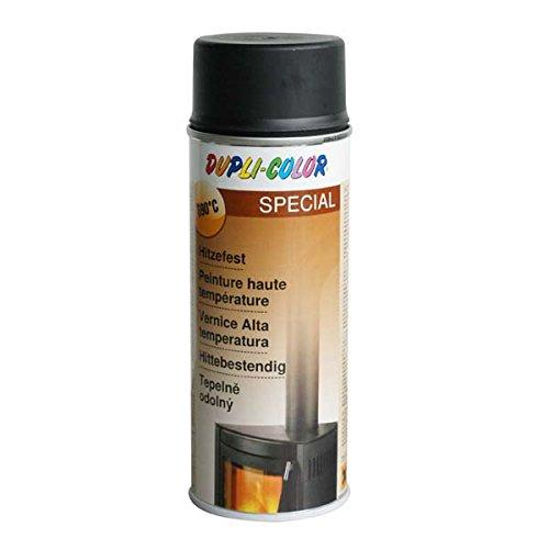Dupli-Color 467523 Hitzefest schwarz 690C 400 ml