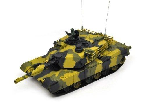 M1A2 ABRAMS Iraq War Tank RC US Battle Tank Radio Controlled 1/24 Airsoft Panzer