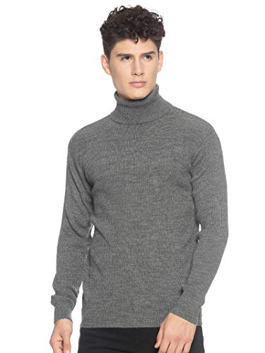 513 Men's Acrylic Turtle Neck Sweater