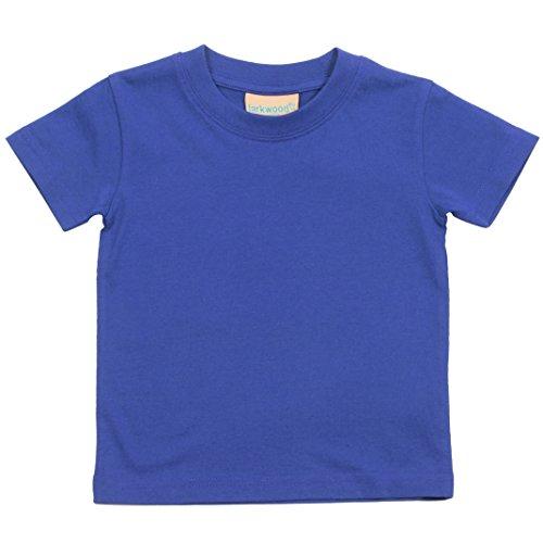 6 mois T-shirt manches courtes b/éb/é La garde du Roi lion Bleu 3 /à 24mois