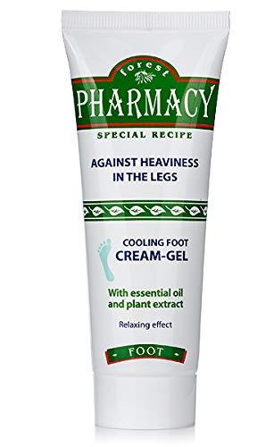 Forest Pharmacy – Crème Gel rafraichissant et calmant pour jambes fatiguées