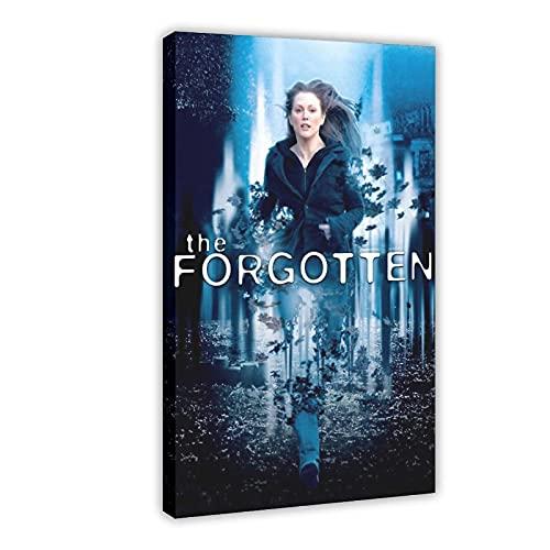 American Film And Television Attrice Julianne Moore 15 Poster di tela per camera da letto Decor Sport Paesaggio Ufficio Camera Decor Regalo 60 × 90 cm Frame-style1