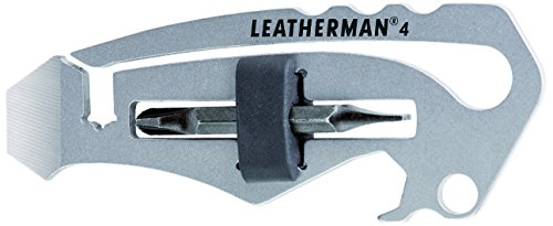 Best One-Piece Multi-Tool: Leatherman #4 - By The Numbers Series