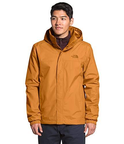 THE NORTH FACE M Resolve 2 Jacket Gelb, Herren Regenjacke, Größe XL - Farbe Citrine Yellow