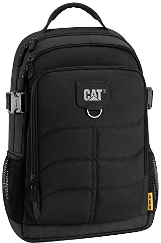 Caterpillar 83436 – 01 Cat Mochila Kenneth milllennial, SW, Negro, L/B/H: 34/22/49, volumen: 24 l
