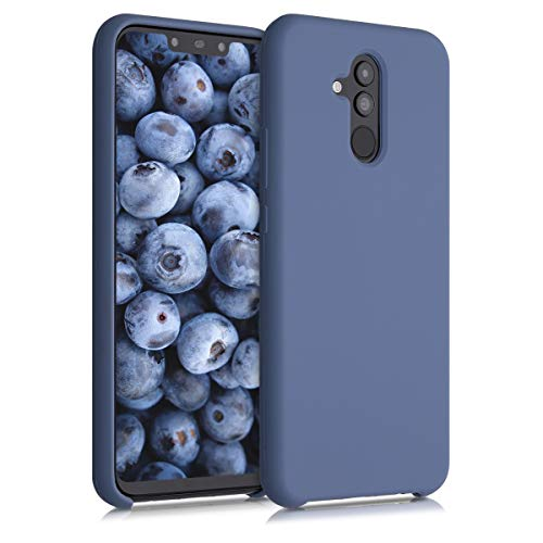 kwmobile Funda para Huawei Mate 20 Lite - Funda Carcasa de TPU para móvil - Cover Trasero en Lila Claro