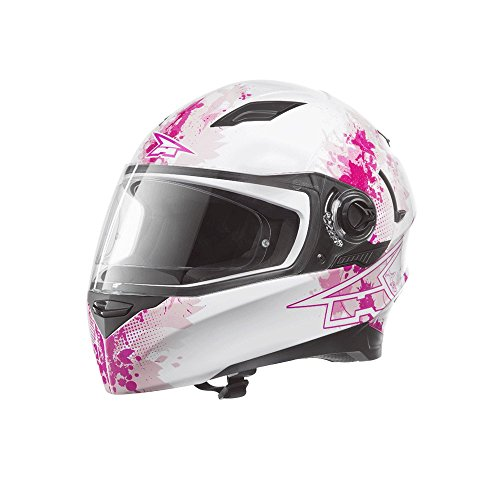 AXO Rs01 Lady Helme With Pinlock, Rose, S