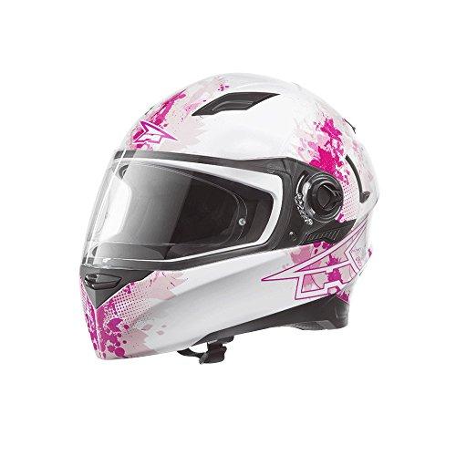 AXO Casco RS01con Pinlock, de Mujer,...