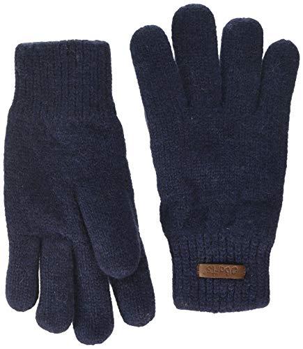 Barts Barts Jungen Haakon Gloves Boys Handschuhe, Blau (Navy 003H), 75 (Herstellergröße: 3)