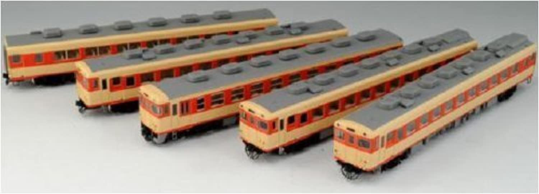 J.N.R. Diesel Train Type Kiha58-400 (T) (Model Train) B001V7SDYQ Überlegen  | Schöne Farbe