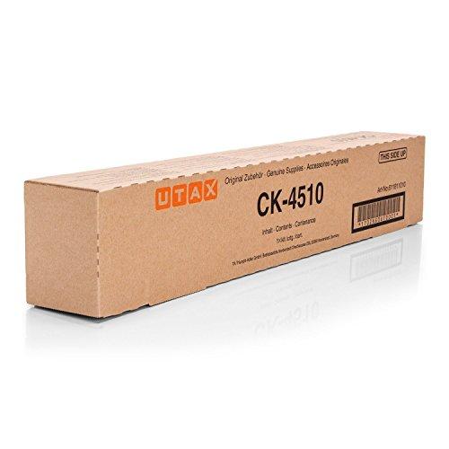 Original Utax 6118 11010/611811010,6118 11010, Premium Drucker-Kartusche, Schwarz, 15000 Seiten