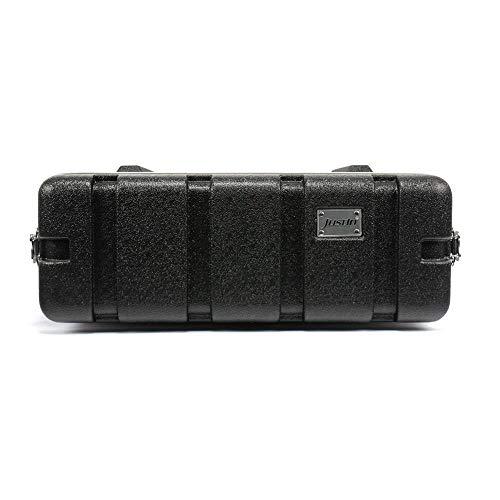 Justin ABS Rack Case 3HE Doubledoor Case