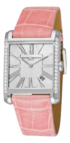 Baume & Mercier Women's 8743 Hampton Square Diamond Watch