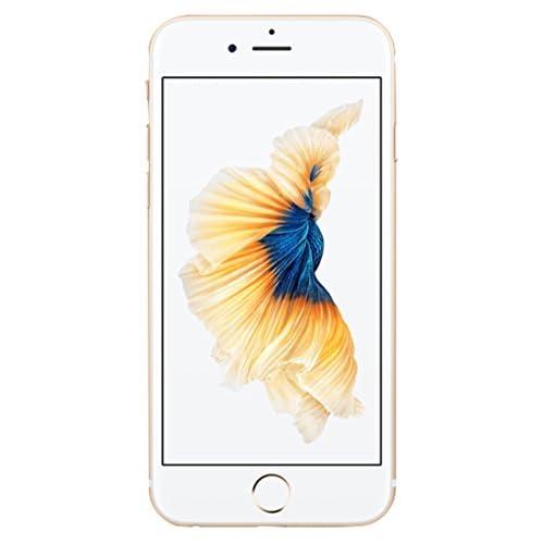 Apple iPhone 6s - Smartphone (64 GB, 4G, SIM única, iOS, NanoSIM, Edge, gsm, CDMA, DC-HSDPA, HSPA+, TD-SCDMA, UMTS, LTE), Color Oro