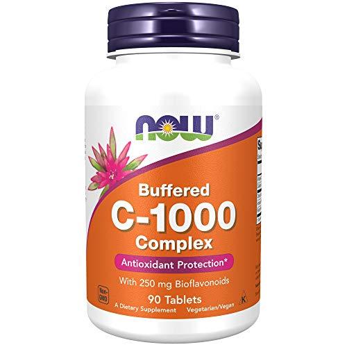 Vitamine C-1000 complex - Buffered met 250 mg bioflavonoïden - 90 tabs
